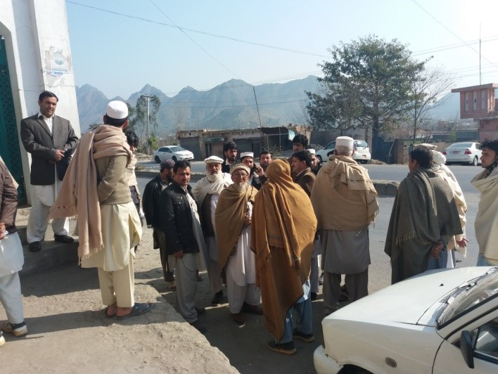 Rental Issue of Shops at RV Dargai