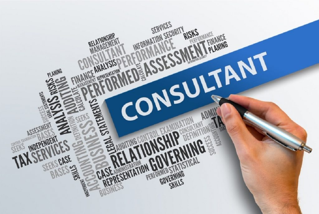 call for consultants